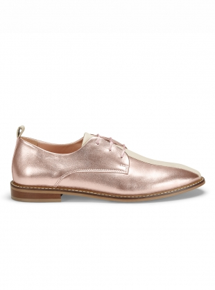 STRIKE BROGUE. Rose Gold by Rogue Matilda