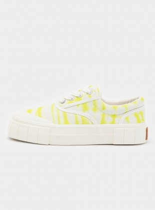 OPAL OMBRE LOW TOPS. Lime by Good News