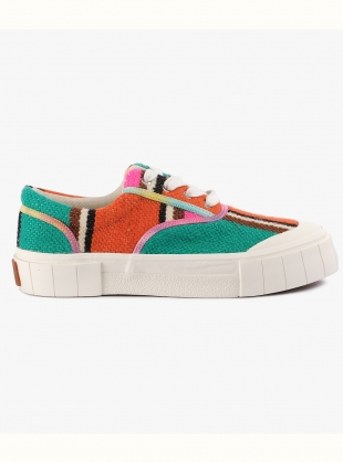 OPAL MOROCCAN LOW TOPS. Pink by Good News