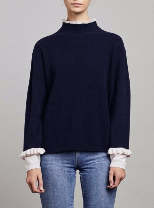 Young British Designers: GRACE JUMPER. Yacht/Babe by LAM Clothing