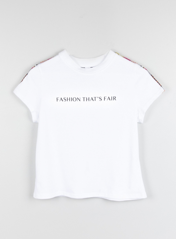 Young British Designers: Fashion That's Fair Tee by Fanfare Label