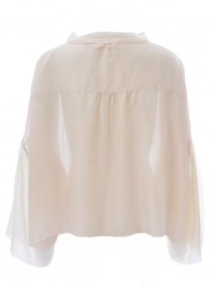 Young British Designers: SUN BLOUSE. Tea. - Last one by SULA